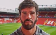 Đây, lý do Alisson từng từ chối Napoli để gia nhập Liverpool
