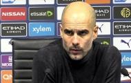 Pep Guardiola: ''Thật không thực tế khi nghĩ tới việc bắt kịp Liverpool''