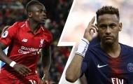 Lo chia tay Neymar, PSG ủ mưu tranh đoạt ''mũi đinh ba'' của Klopp