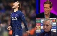 Được Mourinho 'bảo vệ', sao Spurs vẫn bị chỉ trích: 'Anh ta nên cúi đầu xuống hoặc đừng chơi nữa'