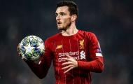 Đối thủ trực tiếp đụng độ, sao Liverpool mừng ra mặt: 'Không gì có thể tốt hơn'
