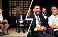 'Nếu bạn không phải là Cristiano Ronaldo hay Lionel Messi, bạn phải phòng ngự'