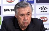 Ancelotti: 'Cách duy nhất để đánh bại Liverpool là...'