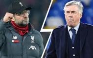 Tại sao trận Liverpool - Everton khởi tranh lúc 23 giờ... 1 phút?