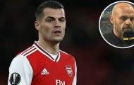 'Granit Xhaka có thể trở thành một cầu thủ chất lượng ở Liverpool'