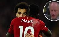 Chuyên gia nhận định: Nếu Liverpool vô địch, Salah và Mane có thể sẽ nối gót Hazard