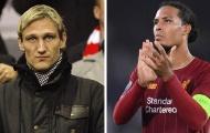 Nhờ tư chất lãnh đạo, Van Dijk đã 'cân bớt' gánh nặng cho Milner và Henderson