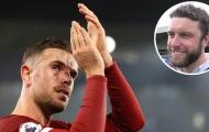 Người cũ Liverpool: ' Anh ấy có kỹ thuật tuyệt hảo, tinh thần tuyệt hảo, thể chất tuyệt hảo'