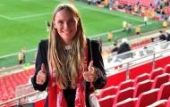 Caroline Wozniacki lên kế hoạch ăn mừng chức vô địch EPL ở Anfield