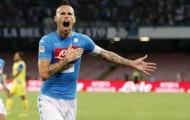 Marek Hamsik: 'Tôi xin lỗi các fan của Azzurri'