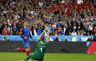 Les Blues 'lột mặt nạ' hiện tượng EURO 2016 trong trận cầu 7 bàn thắng