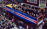 Tuyển Iceland được chào đón như nhà vô địch ở quê nhà