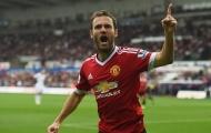 Mourinho có thể sử dụng Mata trong trận đầu dẫn dắt MU