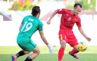 """Thành """"kếu"""" nói gì về vị trí hậu vệ phải của Hoàng """"bò"""" ở ĐT Việt Nam?"""
