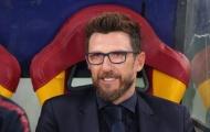 """Nóng: AS Roma ra """"tối hậu thư"""" cho Eusebio Di Francesco"""