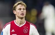De Jong nói gì khi Van Gaal không tin anh có thể thành công ở Barca?