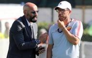 Nắm tay nhau rời AS Roma, Monchi vẫn phũ phàng với Di Francesco