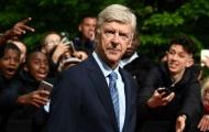 Wenger chính thức nói về khả năng quay lại ghế HLV mùa tới