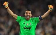 Juventus chuẩn bị tiếp tục gia hạn hợp đồng với Buffon