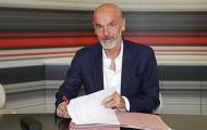 CHÍNH THỨC: Stefano Pioli trở thành HLV của AC Milan