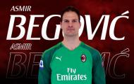 CHÍNH THỨC: Cựu thủ môn Chelsea gia nhập AC Milan