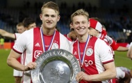 Van Gaal: 'De Jong nên đến Juventus, De Ligt nên ở Barca'