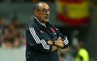 Nguy cơ bị sa thải, Sarri trực tiếp giải trình với chủ tịch Juventus