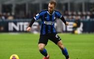 """Eriksen không thể """"cứu"""" Inter Milan, Conte nói gì?"""
