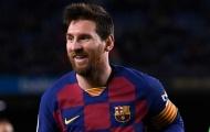 'Không thể tưởng tượng được, đó là điểm khác biệt duy nhất của Messi'