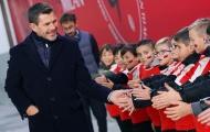 """CHÍNH THỨC: Phản đối kế hoạch """"Ferguson 2.0"""", huyền thoại AC Milan bị sa thải"""