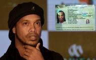 Biến căng! Ronaldinho đối diện với án phạt nặng ở Paraguay