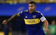Không phải Man Utd hay Juve, đây mới là CLB Tevez yêu mến nhất