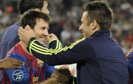 """""""Việc đầu tiên tôi làm vào buổi sáng là đọc tin về Federer và Messi'"""