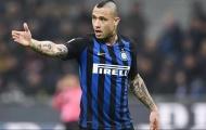 'Tôi rất buồn khi phải rời AS Roma và đã bị Inter Milan bỏ rơi'