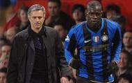 Balotelli: 'Đó là lí do tôi không cảm thấy vui vẻ với Mourinho'