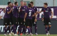 6 cầu thủ nhiễm COVID-19, Fiorentina vẫn tổ chức tập luyện