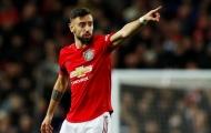 Herrera: 'Bruno Fernandes có 2 tố chất để giúp Man Utd giành Premier League'