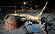 Số phận của bức tượng vinh danh Ibrahimovic được định đoạt