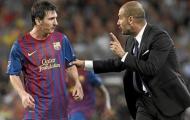 SỐC! Getafe từng có ý định đưa Messi và Guardiola rời Barca