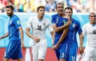Sau nhiều năm, Chiellini đã chia sẻ thật lòng về Luis Suarez