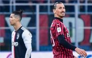 """""""Ibrahimovic giúp tôi không sợ hãi; Ronaldo ở 1 đẳng cấp khác"""""""