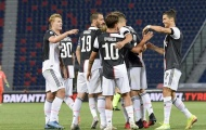 Suýt ghi bàn phản lưới, De Ligt vẫn được Sarri khen ngợi