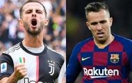 Arthur chưa đến Juve, phòng thay đồ Barca đã bắt đầu xào xáo