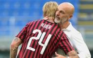 Đại thắng tại thủ đô, HLV Milan 'tuyên chiến' với Juventus