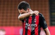 Bản hợp đồng 'trên trời rơi xuống' bật khóc trong ngày chia tay AC Milan