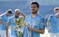 David Silva được khen ngợi trước ngày rời Man City