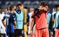 Nội bộ Atalanta căng thẳng sau thất bại ở Champions League