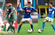 CHÍNH THỨC: Napoli công bố 3 bản hợp đồng mới