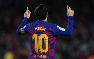 PSG phái 'mật vụ' lôi kéo Messi về Công viên các hoàng tử