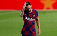 Messi không phải là ngôi sao duy nhất vắng mặt trong buổi tập trung